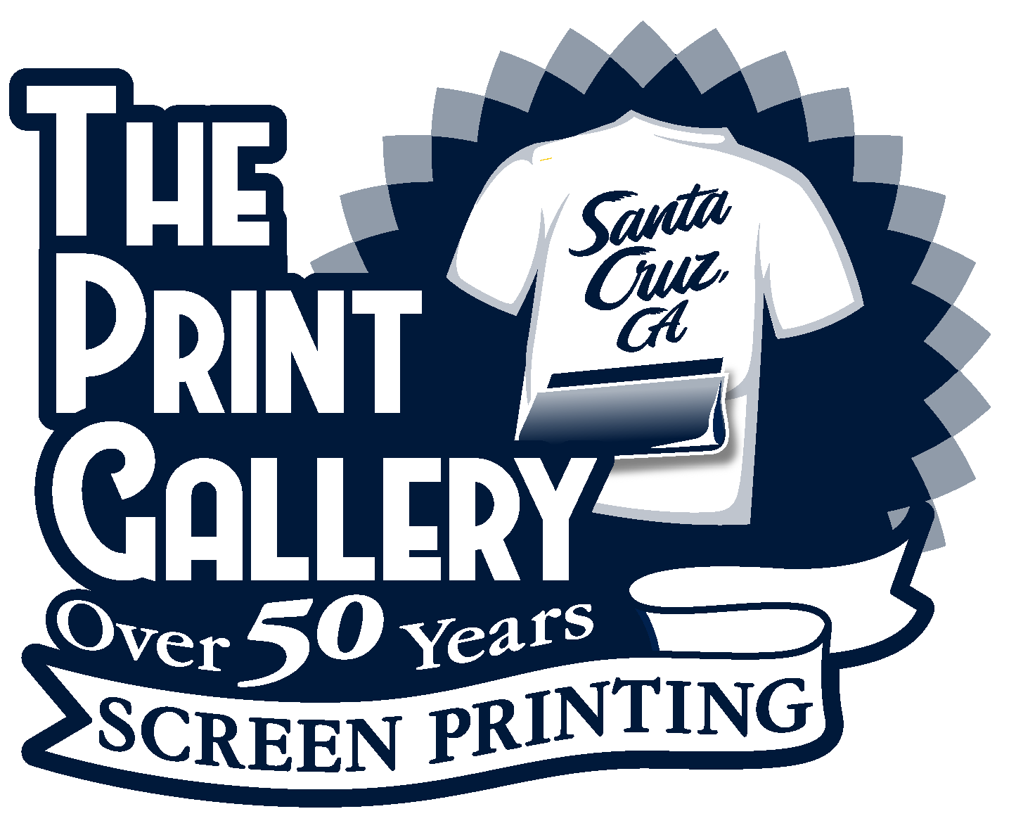 Screen Printing T Shirts Embroidery Services In Santa Cruz Ca By